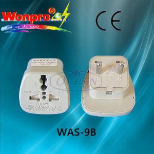 Universal Trave Adaptors (Socket, Plug) (WAS-9B) pictures & photos