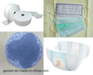 Meltblown Nonwovens for Wipes and Air Filtration Material pictures & photos