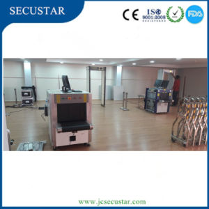 Secustar X Ray Screening Machine with Alarm Function pictures & photos