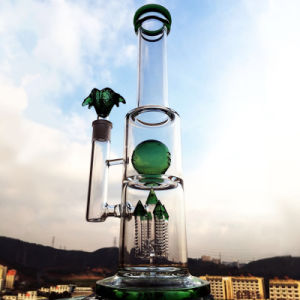 Hb King Mjolnir Hammer Showerhead Perc to Rocket Perc Smoking Water Pipe pictures & photos