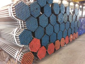 "ASTM A106/A53 ERW Steel Pipe, ASTM A106/A53 LSAW Line Pipe, ASTM A53/A106 Gr. B 18"" 20"" 22′ 24"" pictures & photos"