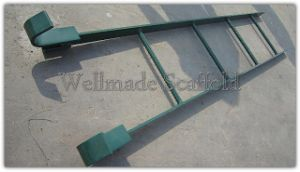 Construction Kwik Stage Scaffolding Steel Ladder pictures & photos