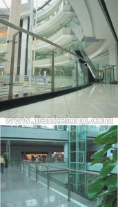 Hot Sale 304 Stainless Steel Glass Rails (JKL-1700)