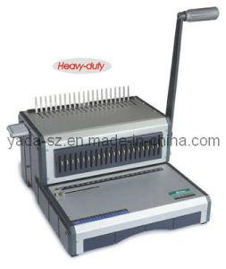 Heavy-Duty Plastic Comb Binding Machine (YD-CM650) pictures & photos