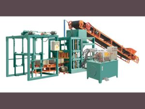 Automatic Cement Concrete Block Machine for Making pictures & photos