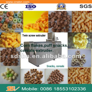 Corn Snacks Food Machine pictures & photos