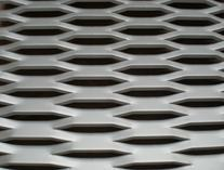 Anodized Aluminum Expanded Metal Mesh