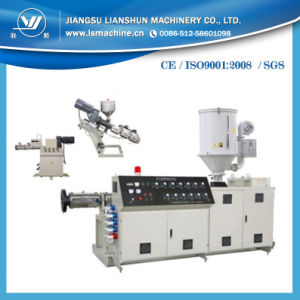 Sj40/25 PP Pipe Extruder Single Screw Extruder pictures & photos