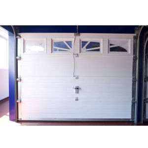 PU Insulated Garage Door (40mm thick) pictures & photos