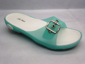 Women TPE Summer Beach Slipper Sandals (21IV1601) pictures & photos