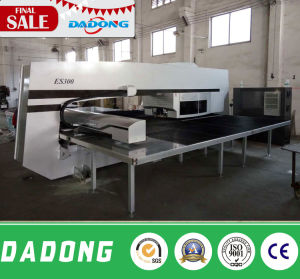 CNC Punch Press CNC Servo Drive Turret Punching Machine to Punch Hole pictures & photos