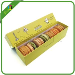 Food Grade Luxury Fancy Chocolate Paper Packaging Gift Chocolate Box for Candy Cake Macaron Favor Packing pictures & photos