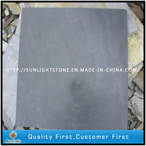 Natural Cheap Black Wooden Slate Floor Tiles for Building Materials pictures & photos