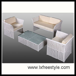 UV Resistant Poly Rattan Wicker / Hot Sales Wicker Rattan (SF-010)