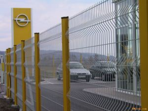 High Quality Security Metal Steel Fence pictures & photos