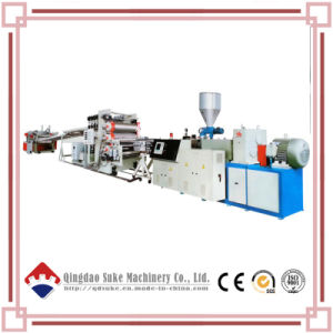 PVC Foam Board Extruder Production Line pictures & photos