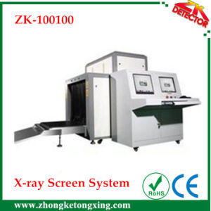 Airport Hold Luggage Checked Scanning Machine Zk-100100 pictures & photos