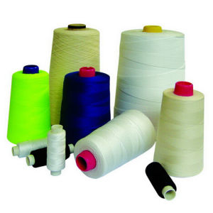 100% Spun Polyester Sewing Thread Factory Price pictures & photos