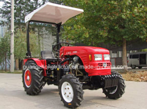 Mini Tractor 25HP-80HP Farm Tractor Garden Tractor Greenhouse Orchard Tractor pictures & photos