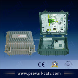 CATV Outdoor Waterproof Shell Optical Receiver (WR8604DM) pictures & photos