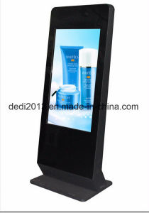 65 Inches Indoor Floor Standing Digital Signage pictures & photos