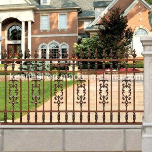 Decorative Aluminum Metal Garden Fence Panel for Villa pictures & photos