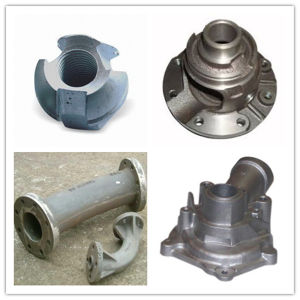 Truck Parts Customized Casting Part/ Casting Iron Auto Parts pictures & photos