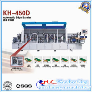 Automatic Woodworking Machine in Edge Banding Machine with Slotting (KH-450D)