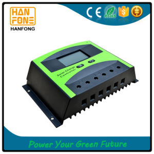 12V 24V Autoswitch Voltage Solar Panel Controller 40A AMP Solar PV System Regulator (ST1-40A) pictures & photos