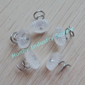 Honby Decorative 11mm*13mm Plastic Furniture Upholstery Twist Pins