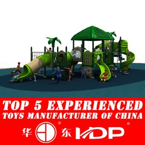 2017 Children Commercial Outdoor Playground Set (HD14-112A) pictures & photos