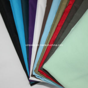 100% Polyester Taslon Fabric with Coated pictures & photos