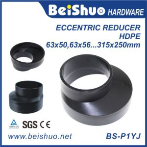 HDPE Advanced Drainage Systems Slip Snap Eccentric Reducer Coupling pictures & photos