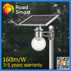 Motion Sensor Solar Energy Street LED Light with Charge Controller pictures & photos