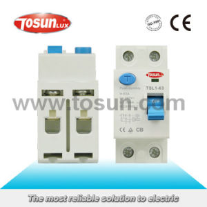 Patented Residual Current Circuit Breaker with CB TUV CE Certificates pictures & photos