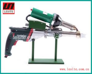 Handheld Spot Welder HDPE Pipe Extruder Welding Machine Plastic Weld Heating Hand Extruder