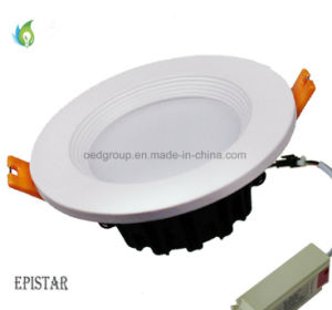 Epistar 12W SMD Recessed LED Down Lights with 3 Years Warranty pictures & photos