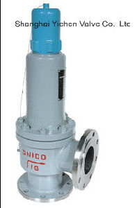 Lift Type Pressure Relief Safety Valve (A41) pictures & photos