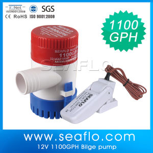 Seaflo 12V 1100gph Bilge Water Pump pictures & photos
