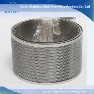 Perforated Metal Wire Mesh Roll pictures & photos