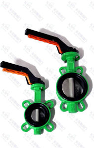 Wafer Butterfly Valve Control Valve API Valves (WD71X) pictures & photos