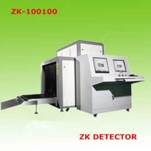 Big Size X-ray Luggage Scanning Machine (ZK-100100) pictures & photos