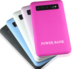Slim Mobile Phone Power Bank pictures & photos
