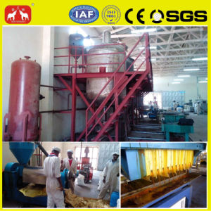 Technical Support Soybean Oil Pressing Machine Machinery pictures & photos