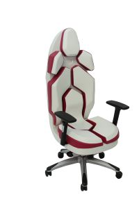 PU Office Chair Luxury Fashion Rose Red pictures & photos