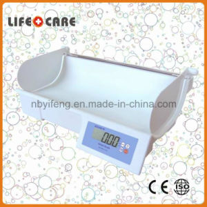 150kg Medical Electronic Pediatric Scale pictures & photos