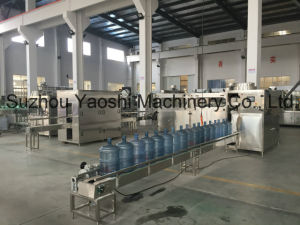 5 Gallon Water Bottling Line pictures & photos