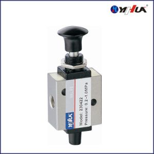3/2 Hand Push Pull Valve,Pneumatic valve (230422) pictures & photos