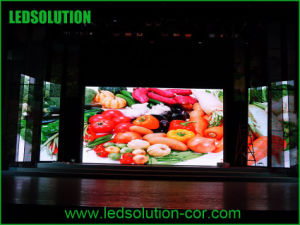 Full Color Rental Use LED Picture and Video Display pictures & photos
