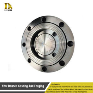 Carbon Cteel Forging Flanges Forging Parts by OEM Manufacturer pictures & photos